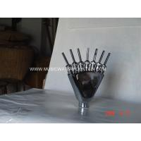 SS 304 Water Fountain Nozzles Fountain Heads Nozzles 50 - 80 kpa Manufactures