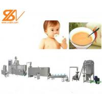 Instant  Nutritional Powder Machine / High Output  Rice Powder Making Machine Manufactures