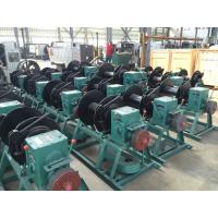 High Efficiency Drill Rig Parts Coring Winch / Wireline Winch JS -1 1500M Manufactures