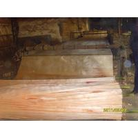 Rotary Cut Yellow Okoume Face Veneer , 0.20 mm - 0.60 mm Thickness Manufactures