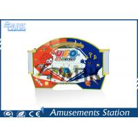 China Attractive Coin Operated Arcade Machines , Mini Ice Hockey Table Redemption Game on sale