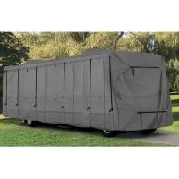 18' - 43' Class A Durable Rv Covers With 4 Zippers Rainfall / Snow Resistance Manufactures