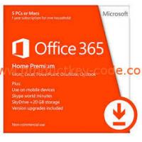 Microsoft Office 2010 Key Code , Office 365 Home Premium Key code Manufactures