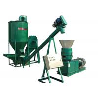 Small Wood Sawdust Machine / Wood Pellet Production Line Southeast Asia Market Popular Selling Manufactures