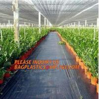 environmental biodegradable pp woven weed control mat, heavy dury pe tarpaulin,Woven Weed Barrier/Weed Control Fabric Manufactures