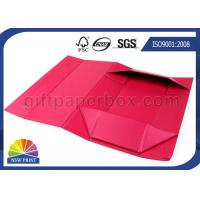 Luxury Instant Rigid Foldable Paper Gift Box Christmas Gift Box Manufactures