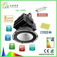 High PF 300w High Bay LED Lighting CRI 80 With 5 Years Warranty , CREE Chip Manufactures