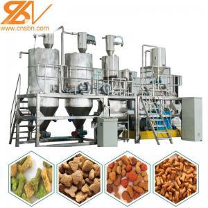 China Wet Type Dog Food Machine  , Dry Dog Food Making Machine 380v / 50hz on sale
