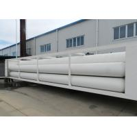 China Large Volume CNG Gas Cylinder Group 4130Q Material 914mm 715mm 559mm Length on sale
