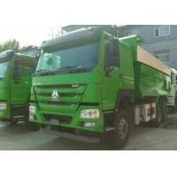 20t Lhd 6*4 SGS Certified Heavy Dump Truck / Hydraulic Dump Truck 300l Tank Dimension Manufactures