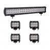 Buy cheap Cars Auto Parts LED Mini Flood Work Light Bar IP68 LED Offroad Light Bar Fog Lights from wholesalers