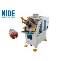 Air Conditioner Motor Stator Winding Inserting Machine High efficiency Manufactures