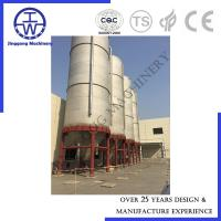 Large Stainless Steel Process Tanks , Stainless Steel Wine Tanks 10-1000 Tones Manufactures