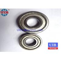 Quality 17*40*12mm Stainless Steel Precision Ball Bearing Single Row For Electric Motor for sale