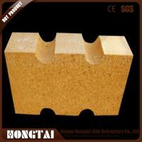 Blast furnaces and hot blast furnaces used low porosity fire clay brick Manufactures