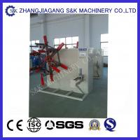 Hdpe Pipe Winding Machine Diameter 20mm To 63mm Coiler Equipment Manufactures