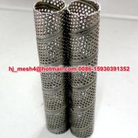 perforated round steel tubing Manufactures