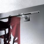 Curtain track,rod,pole,alu,bracket,finial,profile,window hardware Manufactures
