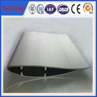 oxidation Aluminum Industrial Fan Blade With 6063 Aluminum For Trailer Manufactures