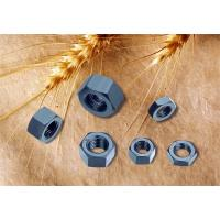 4.8/8.8/12.9 Grade Stainless Steel Hex Nuts Corrosion Resistant For Machanical Equipments Manufactures