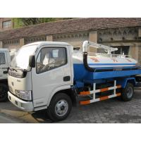 Heavy combination vacuum jetting truck , high pressure cleaning and vacuum suction truck Manufactures