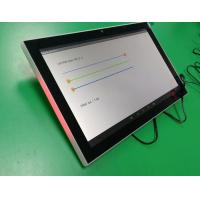 China 10.1 Inch Tablet With POE Power, Inwall/Onwall Mount Bracket, LED Light Bar on sale