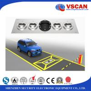 Car Explosive Detection Under Vehicle Surveillance System For Border , Building Entrance Manufactures