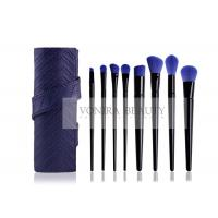 Attractive American Mass Level Makeup Brushes , Classic Cosmetic Brush Kit Manufactures
