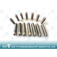 High Strength Purple GR2 GR5 GR7 Titanium Fastener Manufactures