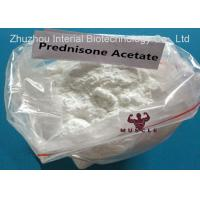 Buy cheap Glucocorticoid Steroids Prednisolone-21-acetate/Prednisolone acetate Fine Powde CAS: 52-21-1 from wholesalers