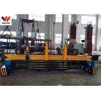 Custom CNC Strip Cutting Machine With Flame / Oxygen Fuel For Plate Cutting Equipment Manufactures