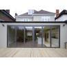 Buy cheap America Market Veranda Aluminium Folding Door With Double Low-E Glass from wholesalers