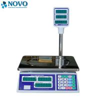 Grocery Digital Pricing Scale , Portable Digital Scale With Rotary Supporting Arm Manufactures