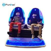 China 2.5KW 9D Virtual Reality Cinema VR Movie Simulator Motion Chair With Kid Education Game on sale