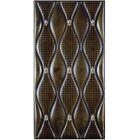 Leather carving wall panel on background 3D,3D Leather ceiling panel for background Manufactures