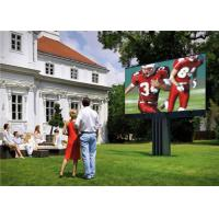 China Customized Slim Triangle Outdoor Advertising Led Display Board CE FCC ROHS on sale