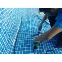China Weifang 1.2mm flame retardent PVC waterproofing membrane for basement&pond&Swimming pool&bathroom on sale