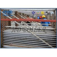 Air Cooled Steel Finned Tube Bundle Heat Exchanger For Boilers , Flue Gas Heat Exchanger Manufactures