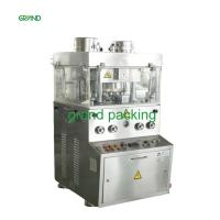 Double Layer Rotary Pill Automatic Tablet Making Machine For Pharmaceutical Industry Manufactures