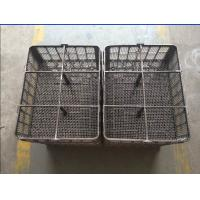 GX40NiCr35-25 Material Basket Castings with Base Trays & Pillars & Wire Mesh EB3137 Manufactures