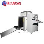 Big Size cargo x ray machine Conveyor Max Load 200kgs 220VAC