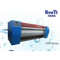Electric Heating Roller Iron Machine / Hotel Laundry Equipment Flatwork Ironer Manufactures
