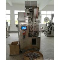 China Full Automatic Pyramid Tea Bag Packing Machine with Outer Envelope on sale