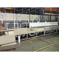 Tunnel Screen Printing Conveyor Dryer Machine With Hot Air Circulation Manufactures