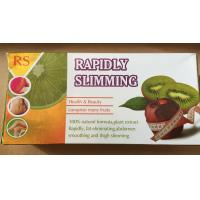 Rapid Fruit Natural Slimming Tablets , High Effective Slimming Advanced Capsule Manufactures