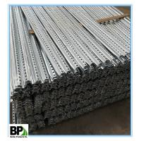 high quality galvanized perforated U channel post Manufactures