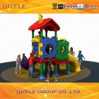 China ASTM Certificate Children Playground Equipment Easily Assembled on sale