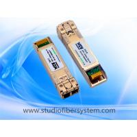 850nm 10G SFP+ Optical Transceiver module over 1single multimode fiber,VCSEL,OM3 300m Manufactures