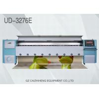 Automatic HD Solvent Printing Machine , UD 3276E PVC Sticker Printing Machine Manufactures
