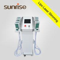 Quality Lipo laser 650nm mitsubishi diode laser / lipo laser fat removal equipment for sale